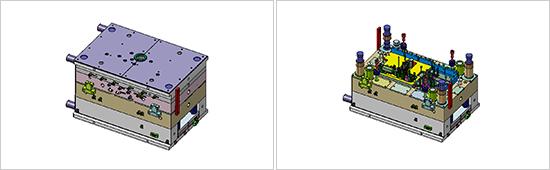 型データ/加工/成型トライイメージ